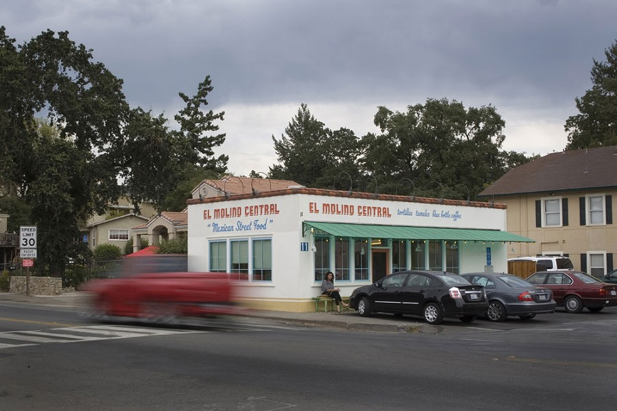 NEW BREED El Molino Central serves fresh tortillas and Blue Bottle coffee. - MICHAEL AMSLER