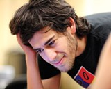 NOT IN VAIN A tool created by Aaron Swartz facilitates anonymous tips.