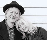 Nov. 2: Emmylou Harris and Rodney Crowell at Wells Fargo Center