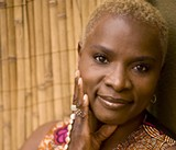 Nov.16: Angelique Kidjo at the Napa Valley Opera House