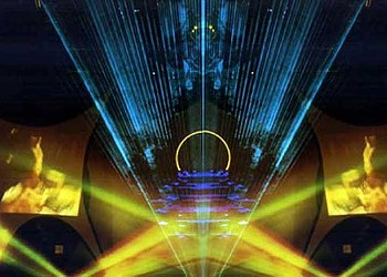 Oct. 19: Pink Floyd Laser Spectacular at the Lincoln Theater