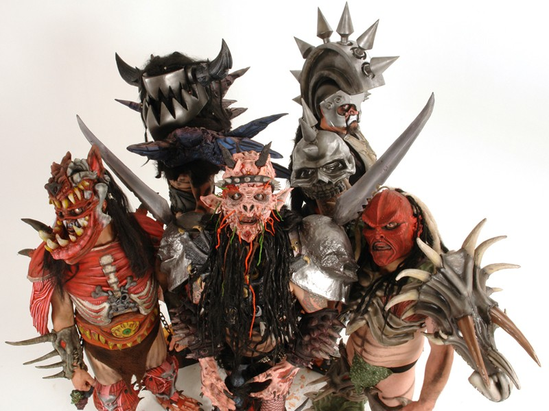 ODERUS Gwar, once an annual tradition in Sonoma County, now skip town due to radius clauses.