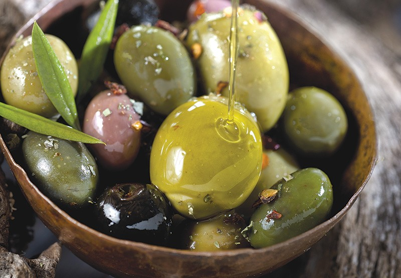 OLIVE YOU Olive oil abounds in the North Bay, but finding locally made olives is another story.