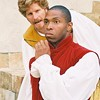 'Othello' and 'She Stoops to Conquer'