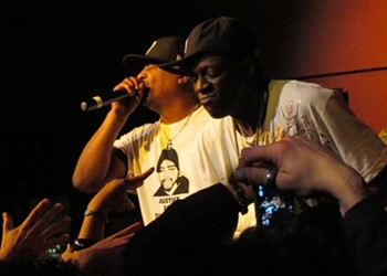 Photos and Live Review: PUBLIC ENEMY - Yoshi's San Francisco, Saturday, Jan. 15 (late show)