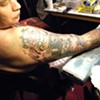 Photos: Tattoos and Blues