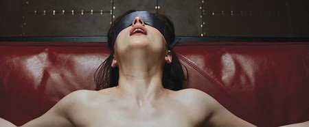PLEASURE AND PAIN But mainly 'Fifty Shades of Grey' is a pain.