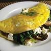 Poached Eggs & Pasta
