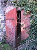Portal to the Past: The Fountaingrove Winery once produced some 2,000 barrels of wine a year.
