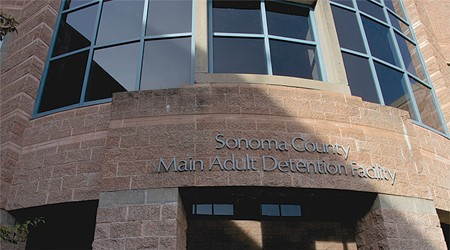 POST MORTEM Sonoma County officials are investigating a trio deaths at the main county lockup in Santa Rosa. - JOSEPH BARNOFF
