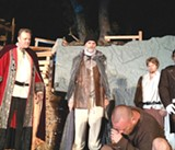 Review: 'The Tempest' at Ives Park