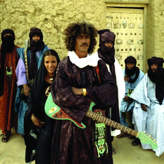 ROCK OF AGES War runs in Tinariwen's roots; hope, in their music.