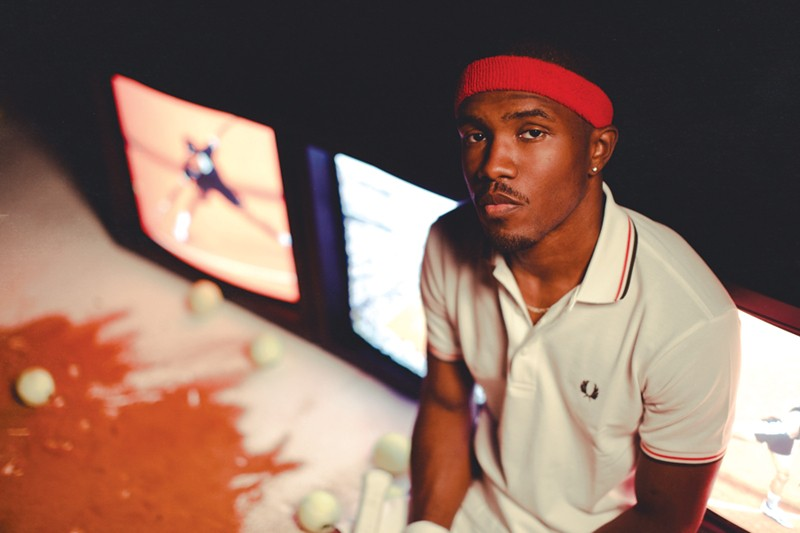 SEA CHANGE Frank Ocean's 'Channel Orange,' the most critically acclaimed album of the year, was preceded by what news?