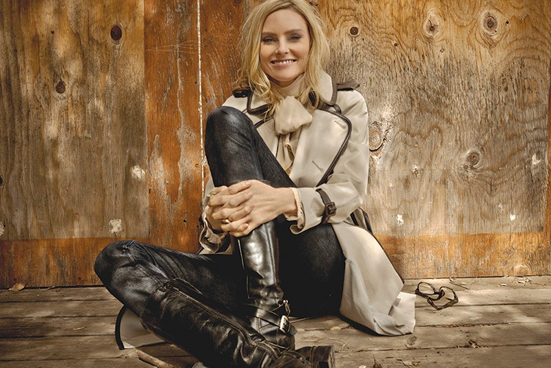 SHE'S THE MANN Aimee Mann showcases her rockier side on her new release with Ted Leo.
