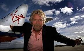 Sir Richard Branson probably isnt smiling about this predicament.