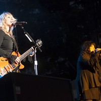 BottleRock Napa Valley 2014 Sisters Nancy and Ann Wilson of Heart rock the second night of BottleRock. Katie Stohlmann