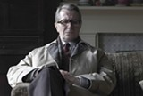 SORDID GLEAM As George SMiley, Gary Oldman is fantastic - and of course, unsmiling.
