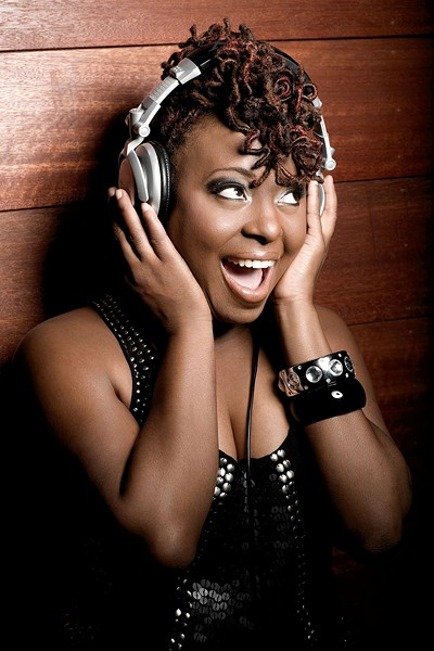 SOUNDS OF LOVE Ledisi plays the Russian River Jazz & Blues Festival, running Sept. 21–22 at Johnson's Beach in Guerneville.