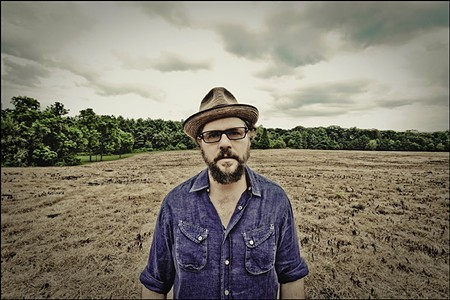 SOUTHERN MAN Patterson Hood drives-by the North Bay for two shows this week