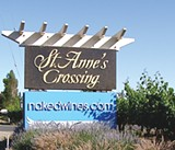St. Anne's Crossing