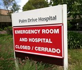 Palm Drive Hospital: Open by April?!