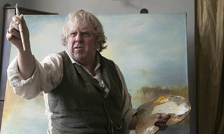 THE ARTISTE Timothy Spall brings offbeat painter Joseph Turner to life, 