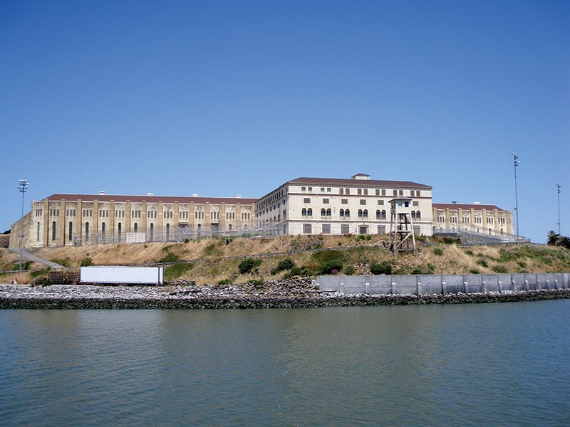 THE BIG HOUSE The death chamber at San Quentin State Prison has remained idle since 2006.