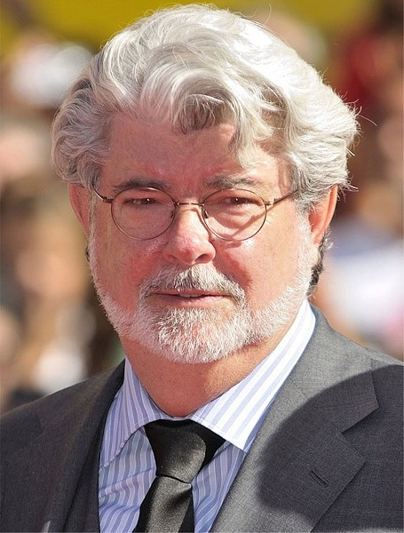 THE FORCE George Lucas: Best response to NIMBY neighbors ever.