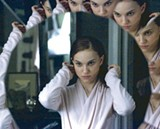 THE MANY FACES: Natalie Portman plays a ballerina striving for perfection.