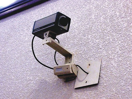 THE NEW NORMAL Surveillance is everywhere, from private property to the NSA—so why not use it on our police force?