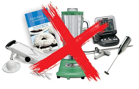 THE REJECT PILE Take our expert advice: you don't want your loved ones adding to the appliance graveyard.