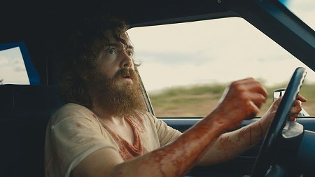 THERE WILL BE BLOOD Macon Blair gets his hands dirty with revenge in 'Blue Ruin.'