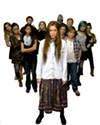 <b>THERE WILL BE BLOOD</b> Stephen King's high school horror story gets a musical update.