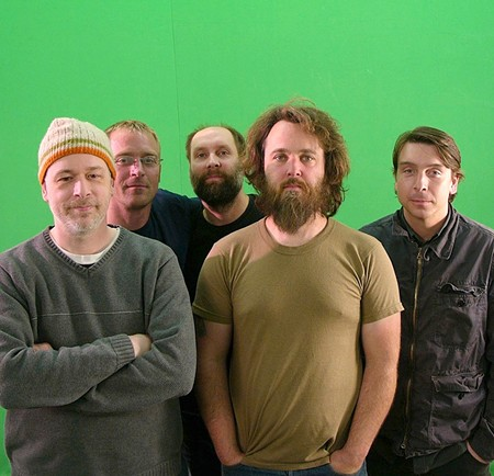 THRILLS AND SPILLS Built to Spill bring their signature indie sound to the Uptown Theatre in Napa.