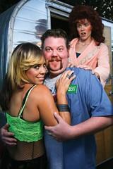 TRASH TALK Good, unclean fun reigns in Sixth Street's latest. - ERIC CHAZANKIN