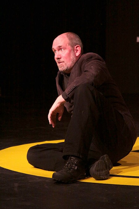 TRUE CONFESSION David Templeton gives 14 performances of 'Wretch Like Me' at the Fringe Fest.
