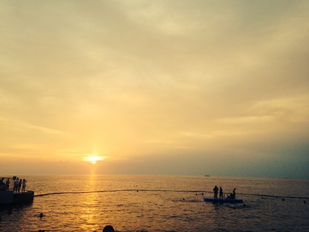 The Adriatic Sea beckons.