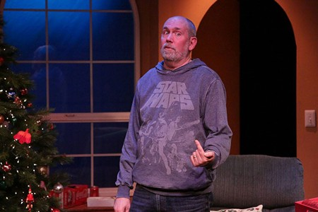 ONE-MAN SHOW David Templeton's 'Polar Bears' is an autobiographical heartbreaker. - ERIC CHAZANKIN