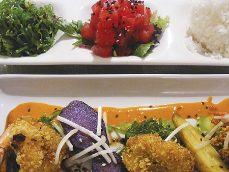 WORD OF MOUTH Santa Rosa Seafood Raw Bar and Grill has become a popular dining destination thanks to its well known fish market.