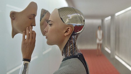 RISE OF THE MACHINESS 'Ex Machina,' starring Alicia Vikander, was a must-see of 2015.