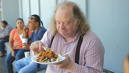 HEALTHY APPETITE Jonathan Gold loves to eat. And he loves L.A., two facts that are apparent in 'City of Gold.'