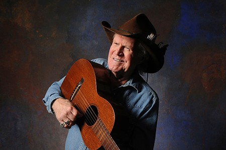 LIVING LEGEND Billy Joe Shaver's songs have been covered by many country-music greats. - JIM MCGUIRE