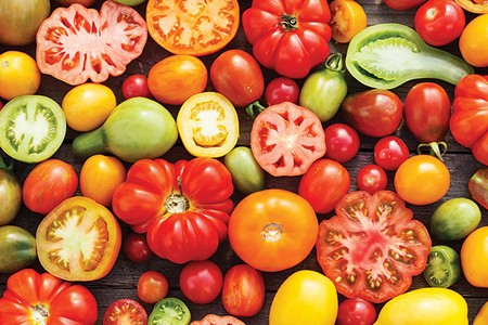SEE YOU NEXT YEAR  Tomato season is all but over, but here's your chance to preserve what's left of the summer crop.