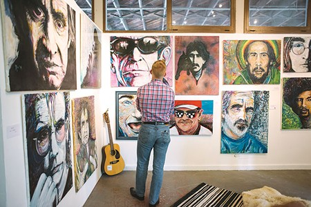 ENGAGE!  Napa Valley Arts in April opens with a weekend of artists showing work at the ENGAGE Art Fair. - PHOTO COURTESY ENGAGE ART FAIR