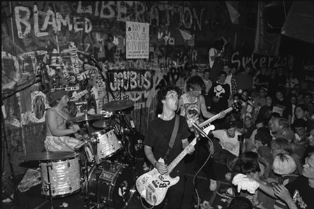 REMEMBER WHEN  Berkeley's famed Gilman Street helped launch many great bands, including Green Day (pictured), Operation Ivy and Rancid.