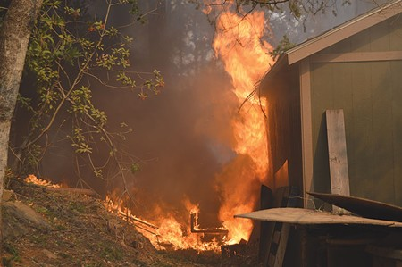 HIGH RISK  If parts of Sonoma County are now deemed high risk for wildfires, how will that change insurance rates?
