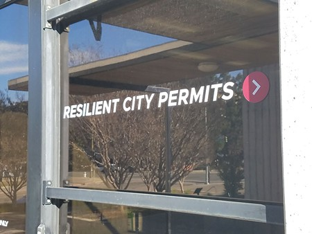 REBUILDING  Santa Rosa's Resilient City Department handles building permits in fire zones, - while the planning department focuses on business for the rest of the city.