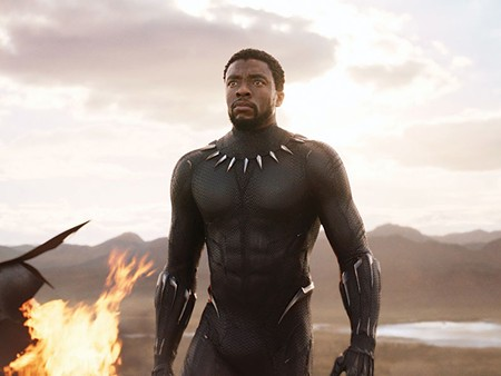 CHEER OF A BLACK PLANET  'Black Panther' is more than another pulp-to-screen superhero—it's a cultural moment.