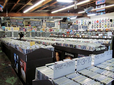 The Last Record Store in Santa Rosa