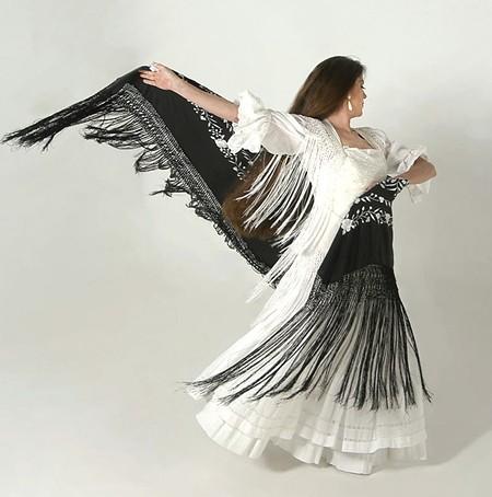 GYPSY QUEEN Andrea La Canela's love for flamenco has taken her around the world.